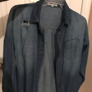 Jean denim jacket